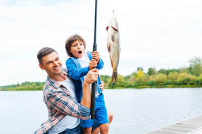 Stay up to date with fishing rules in Texas