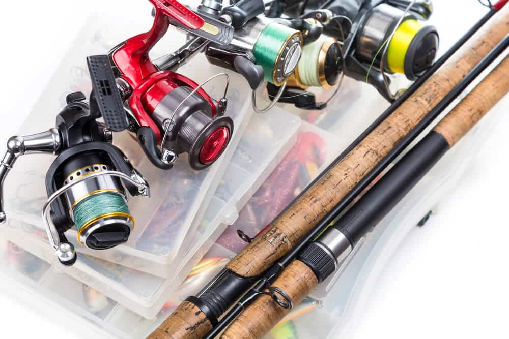 Be sure you select the correct rod for your fishing experience