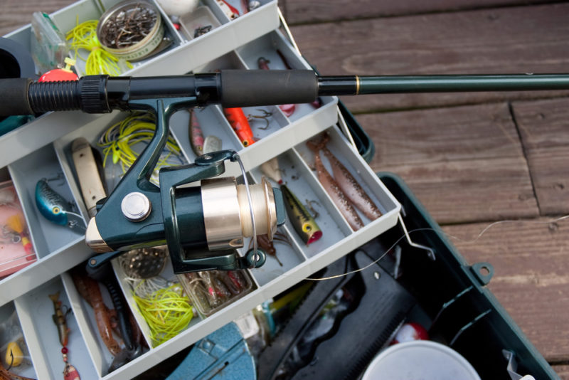 Get ready for your fishing charter in Galveston Bay with the right tools in your tackle box