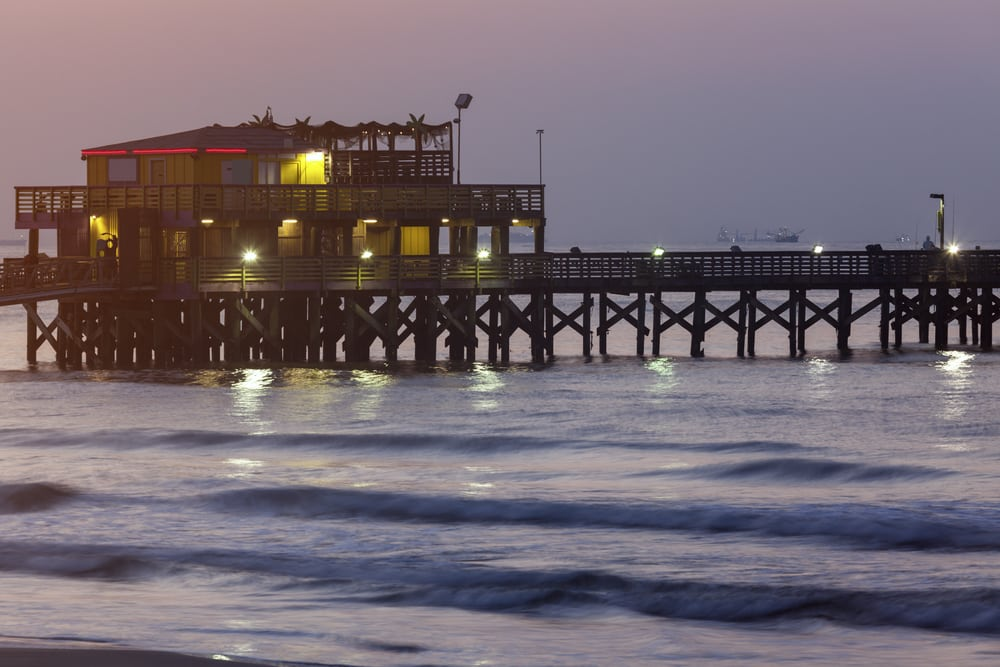 Awesome fishing spots in Galveston, or check out a fishing charter