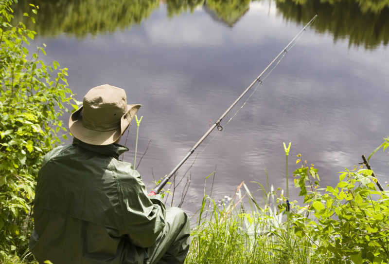 Keep cool while fishing in Texas summers