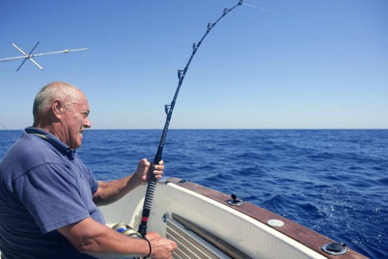 Enjoy a day on the water whether nearshore or offshore