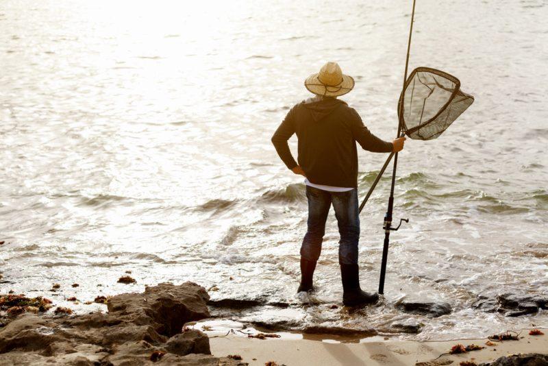 A few basics for the beginner fisherman